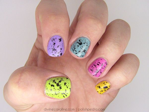 30 easy nail designs for beginners nail nail easter nail designs 30 easy nail designs for beginners solutioingenieria Images