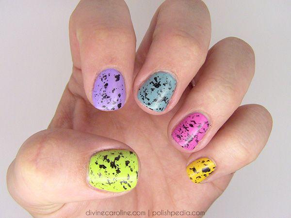 Easter inspired nail art cadbury mini eggs nail nail easter easter inspired nail art cadbury mini eggs solutioingenieria Images