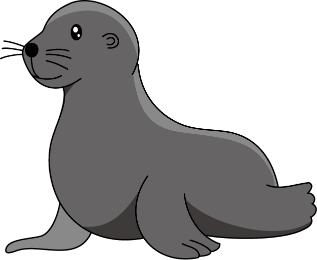 Sea Lion Clipart - Clipart Kid | Lion cartoon drawing, Sea lion, Cartoon  drawings
