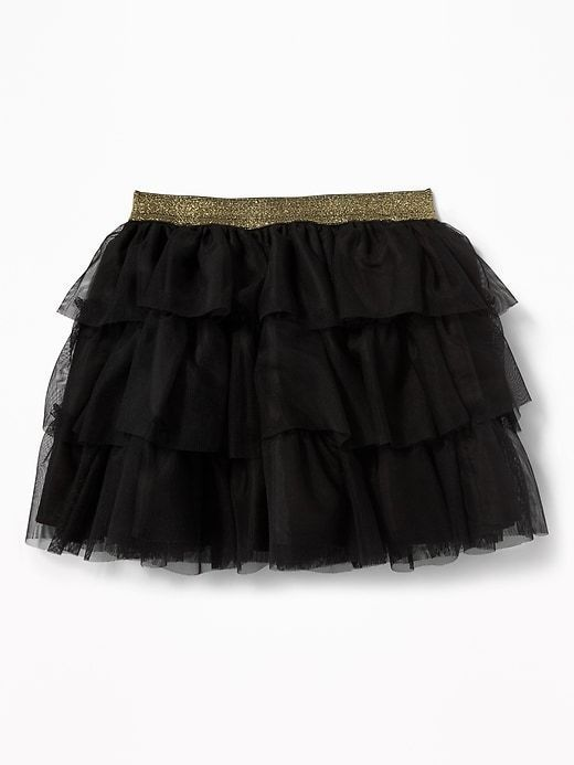 Old Navy Sparkle Waist Tutu Skirt For Toddler Girls