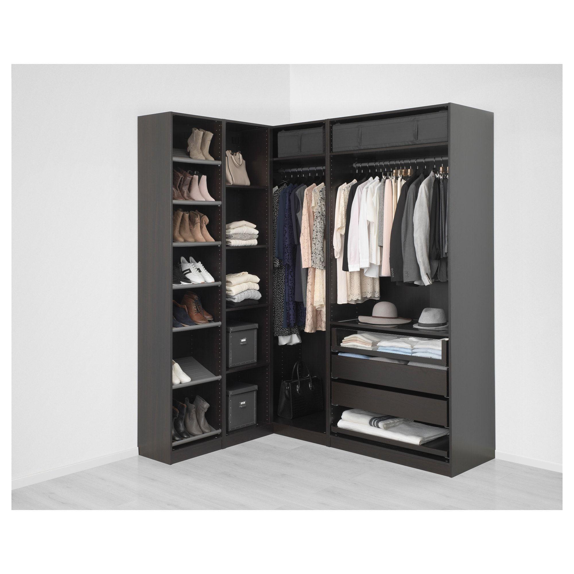 Ikea Us Furniture And Home Furnishings In 2020 Corner Wardrobe Pax Corner Wardrobe Ikea Pax