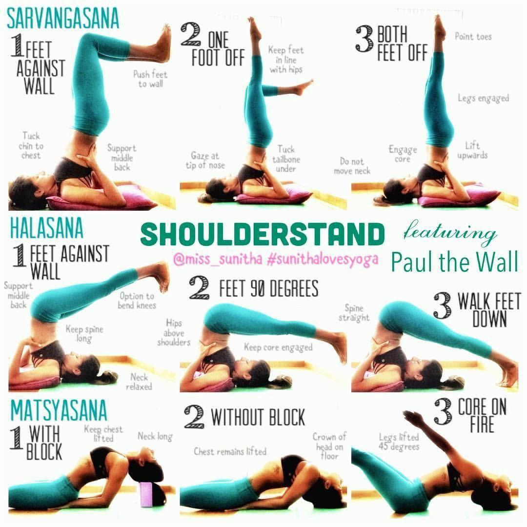Shoulder Stand Easy