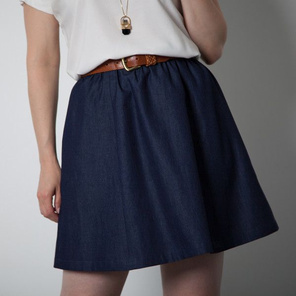 Introducing the next pattern... The Rae Skirt | sewingprojects ...