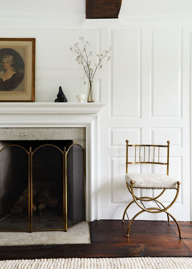 This Cottage is Entirely Void of Colour (and it's so SO good) | lark & linen