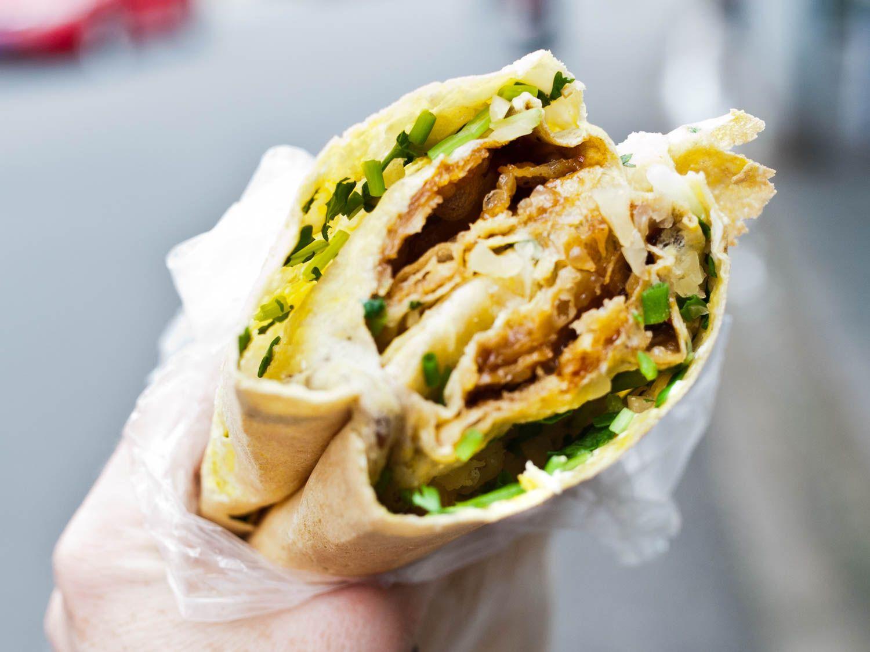 Why Jianbing Is China S Most Popular Street Breakfast Chinese Street Food World Street Food Chinese Breakfast