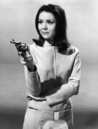 Diana Rigg - The Queen of Thorns