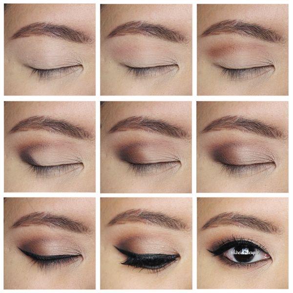 Neutral Smoky Eyes ft. Laura Mercier Artist Palette | Holiday Makeup 2016 | Kire...   - Laura Mercier -