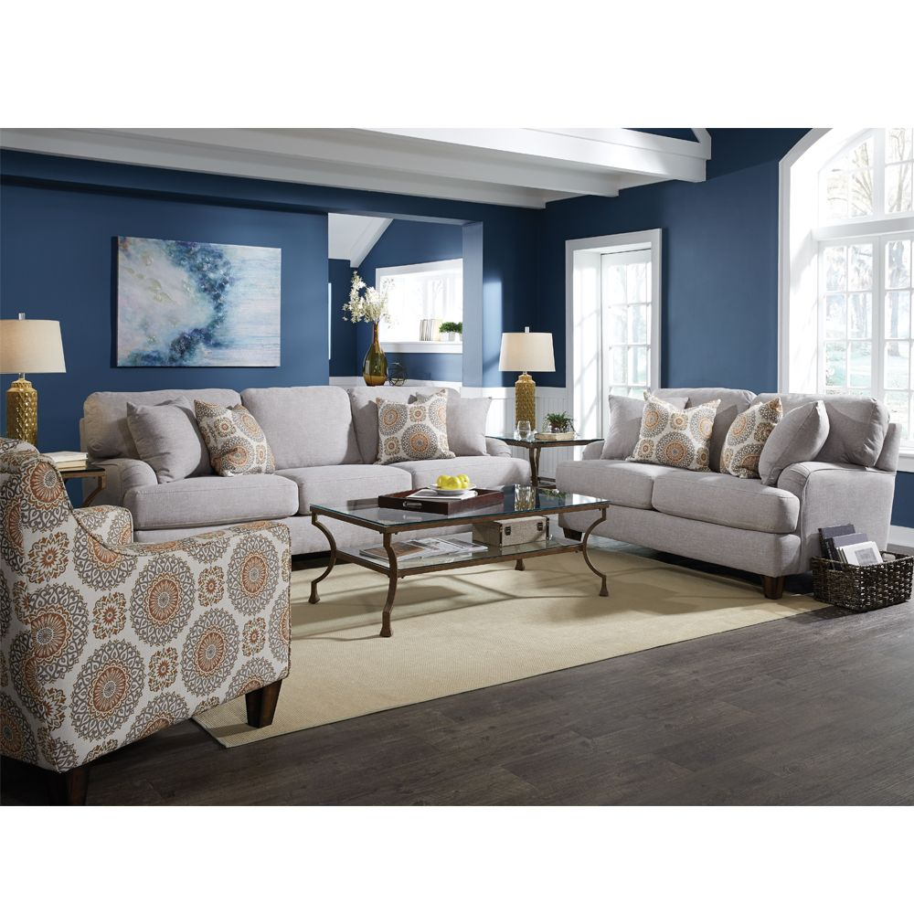 Cheap Living Room Furniture Stores: Brianna Collection From Franklin