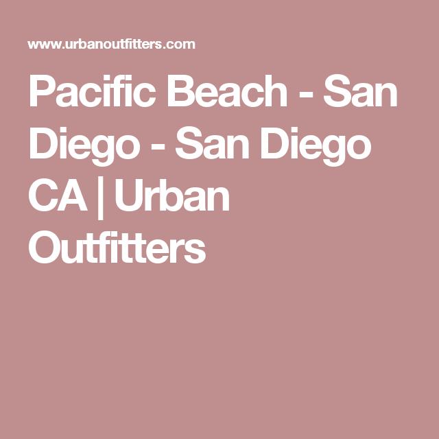 Pacific Beach - San Diego - San Diego CA | Urban Outfitters
