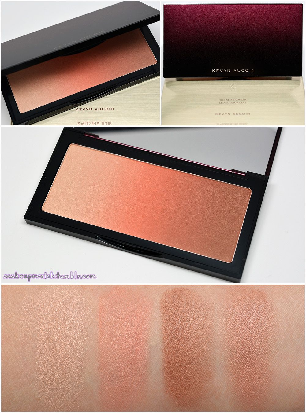 Kevyn Aucoin The Neo Bronzer In Siena Bronzer Aesthetic Makeup Beauty Makeup