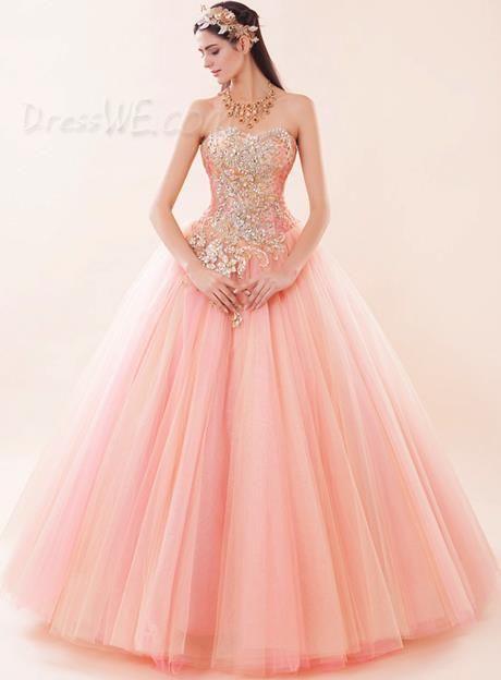 ad2597563ae imagenes de vestidos de quinceañeras modernos de color marron claro -  Buscar con Google