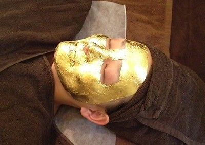 Today, gold leaf is used in the treatment and rejuvenation of skin conditions. The application of gold compounds to medicine, called chrysotherapy, reduces inflammation beneficial in the treatment of a variety of diseases, but this therapy often causes adverse gold-related skin reactions.