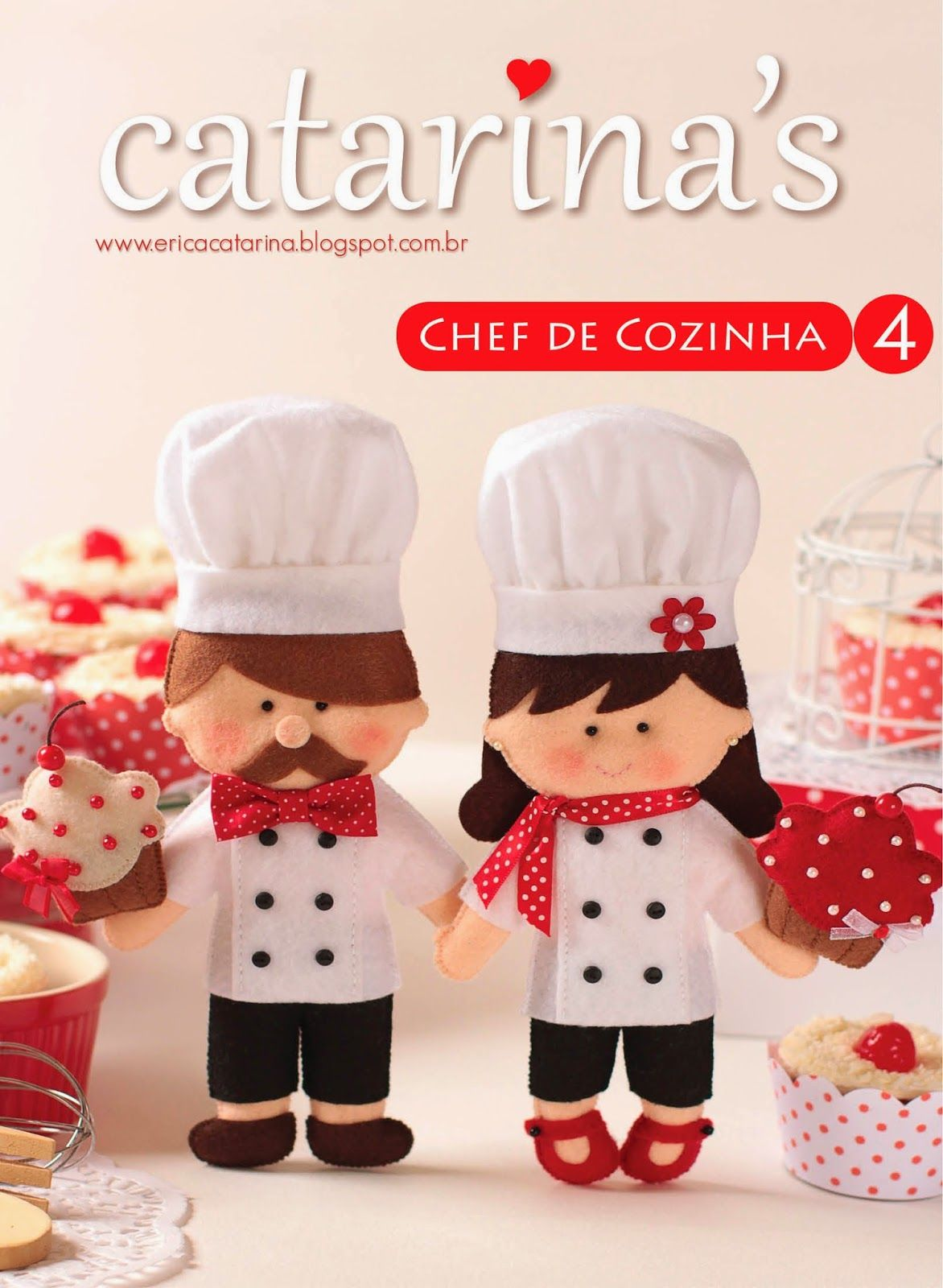 Ei Menina!: Apostila Digital Catarina's Chef de Cozinha