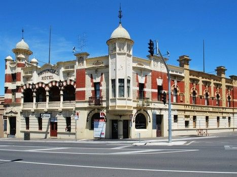 The Hotel Provincial (With images)   Haunted hotel, Hotel ...