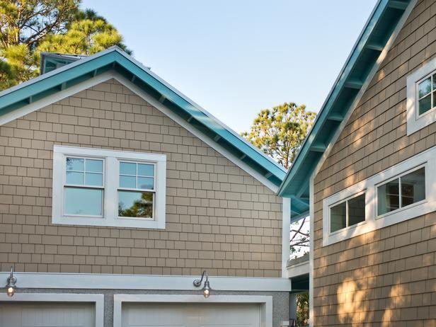 HGTV Smart Home 2013: Garage Exterior Pictures : Smart Home : Home & Garden Television