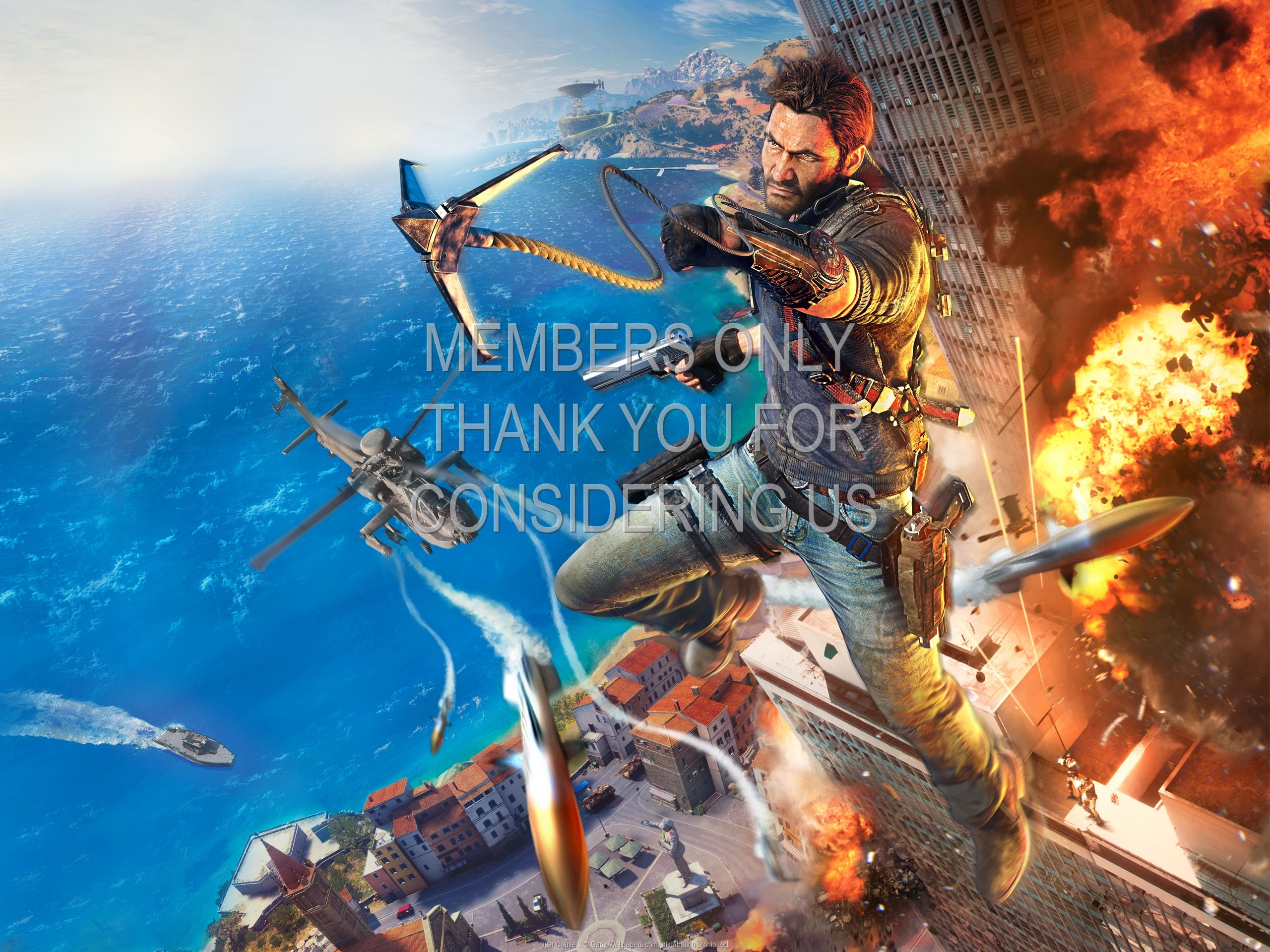 Just Cause 3 1920x1080 Mobile Wallpaper Or Background 03 Just Cause 3 Bath And Beyond Coupon Phone Logo