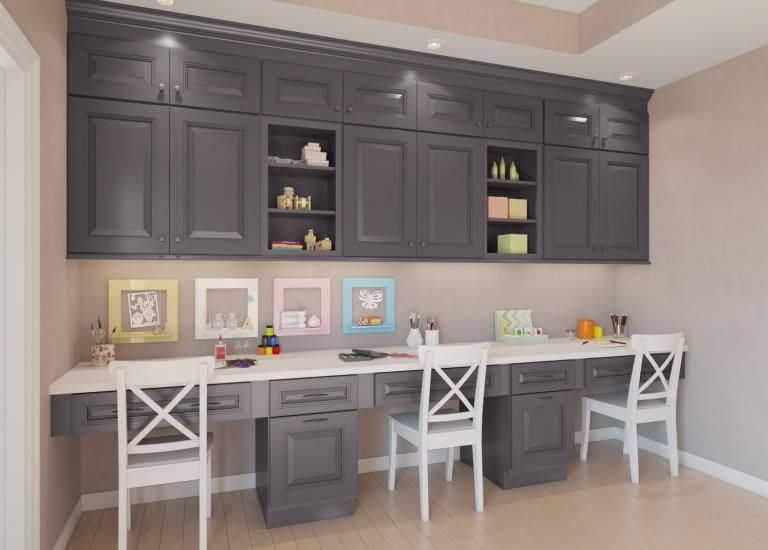 Oakland Gray   Office cabinets, Cabinetry, Cabinet