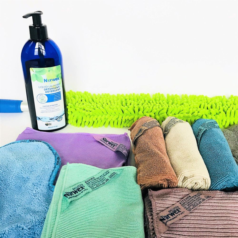 Norwex Cleaning Products: Norwex Cloths, Norwex