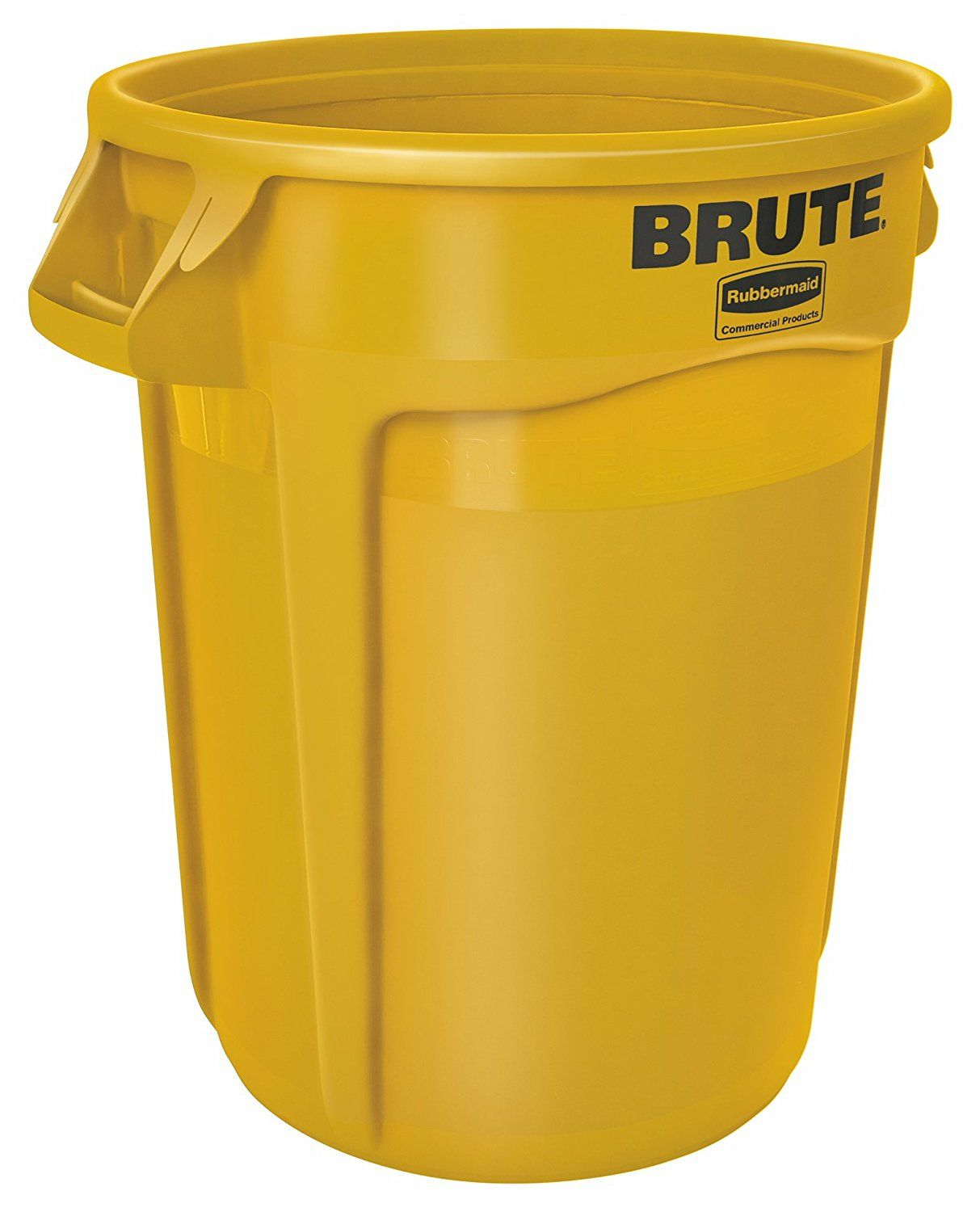 32 Gallon Brute - No Lid - Yellow!   I really need a large can for the basement and all the turning shavings.