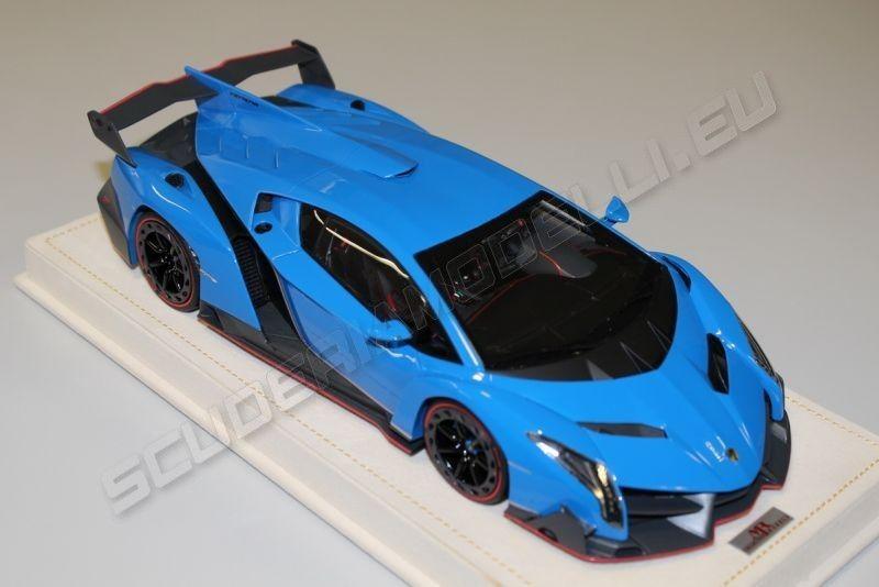 lamborghini veneno roadster blue. mr collection lamborghini veneno nova blue scuderiamodelli roadster blue 5