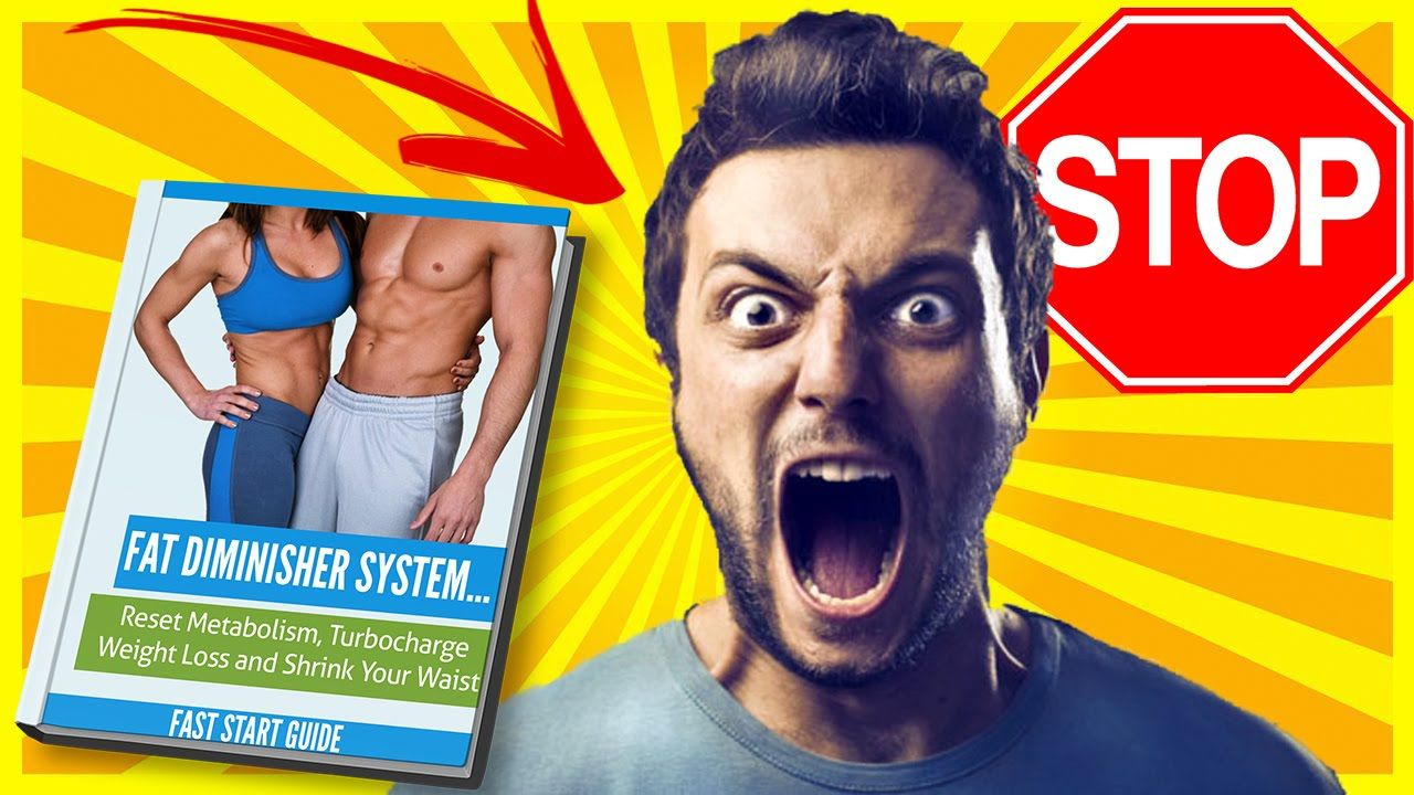 Fat Diminisher System Review - DON'T BUY IT Before You Watch This