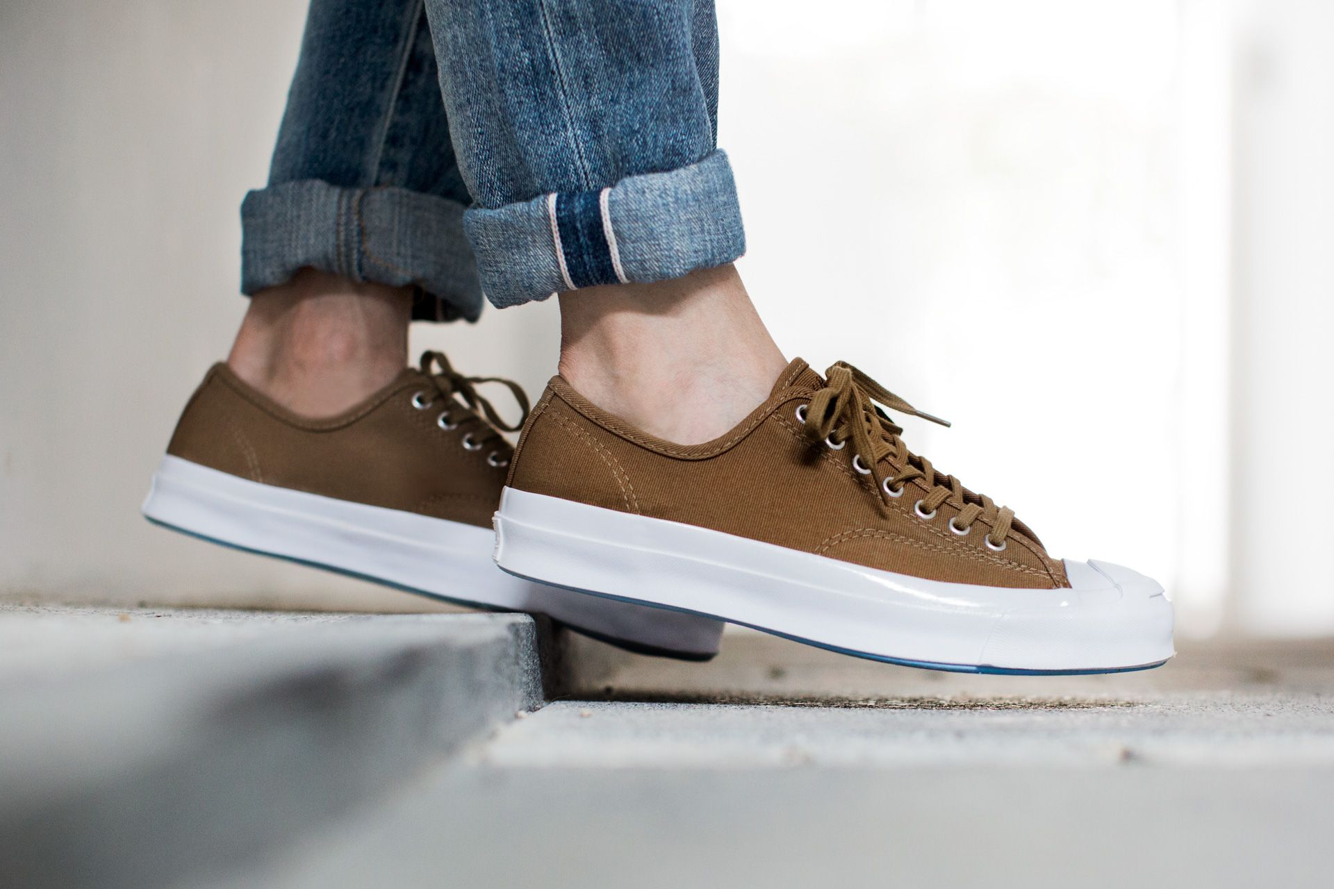 CONVERSE JACK PURCELL SIGNATURE OX SAND DUNE NA available at  www.tint-footwear.com converse-jack-purcell-149914c converse jack purcell  classic retro sneaker ... babe7da11