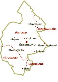Bildresultat För Jämtland Jämtland Pinterest Sweden Sweden - Jamtland sweden map