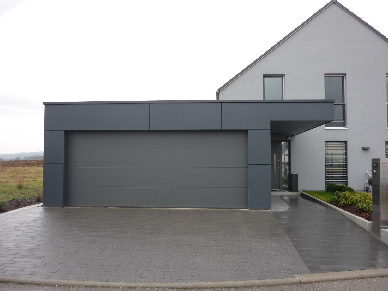 Garage Mit Holz Verkleiden Wohn Design