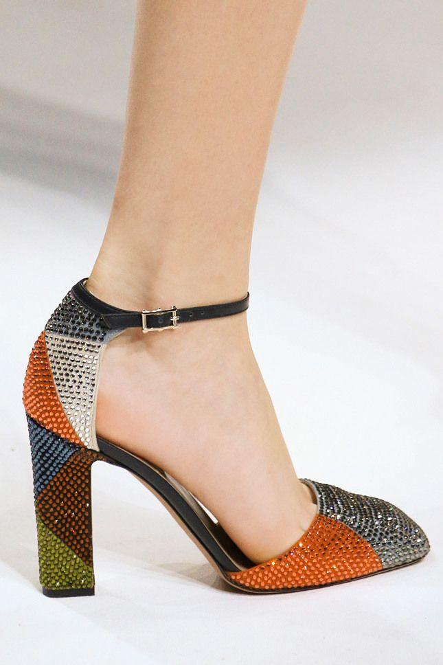 Shoes At Paris Fashion Week Fall/Winter 2014 – 2015