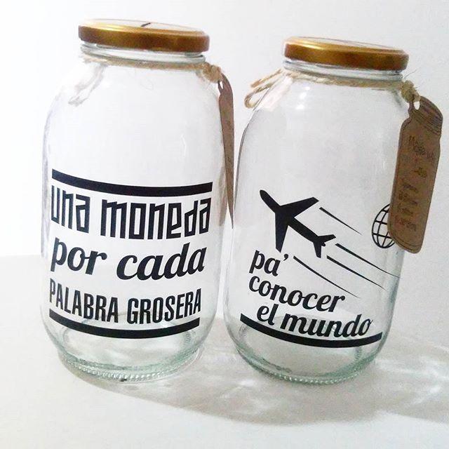 Imagen relacionada alcancias envases y botellas - Ideas para ahorrar dinero ...