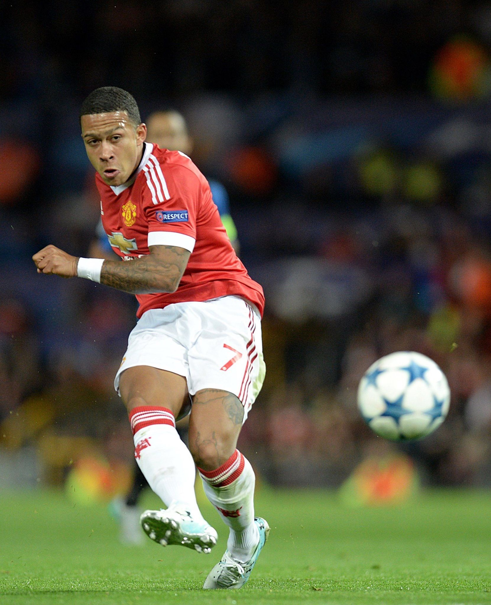 Manutdoff Two Wonder Goals From Memphis Depay Against Club