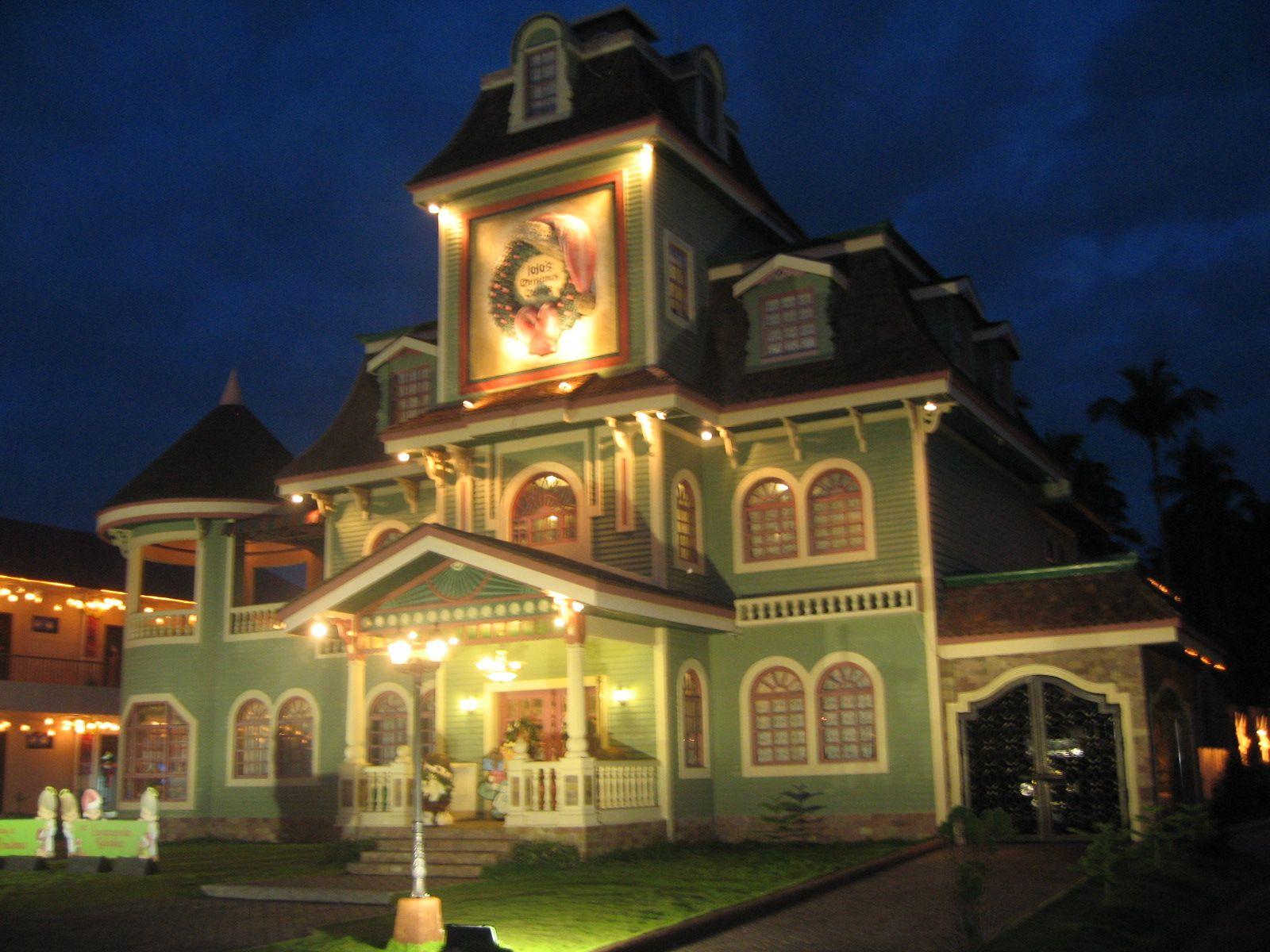 Looks Like Christmas Cottage At Sampaguita Gardens