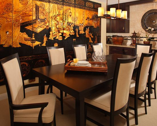 Chinese Dining Room Tables Design Pictures Remodel Decor And