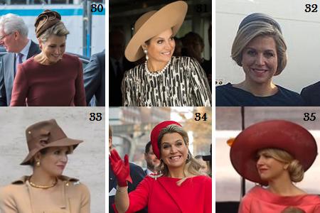 Terugblik 2015: de hoeden van Máxima | ModekoninginMaxima.nl