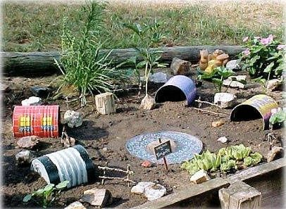 Toad village backyard ideas pinterest toad gardens and toad village publicscrutiny Gallery