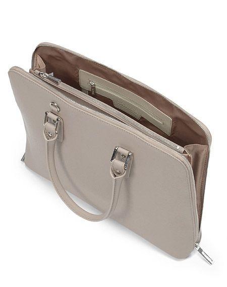 Michael Kors Women Briefcase Buscar Con Google Leather Handbags Leather Laptop Bag Bags Leather Handbags