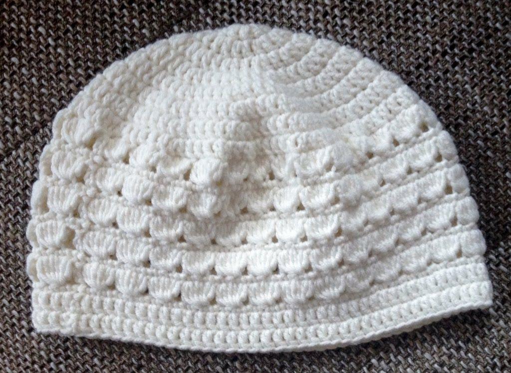 Tejer un gorro para chicas - Gorro en crochet de BerlinCrochet ...