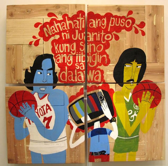 """My favorite pinoy """"street"""" artist and friend, Fabo!"""