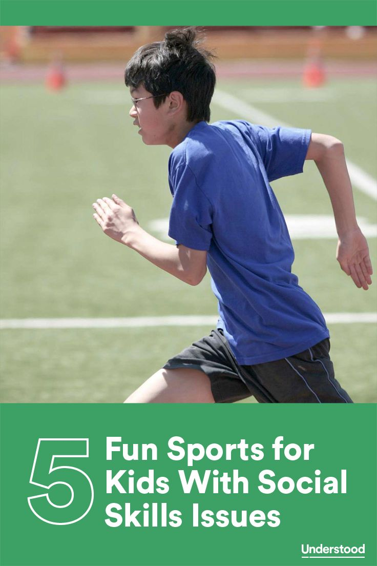 5 Fun Sports for Kids With Social Skills Issues (With