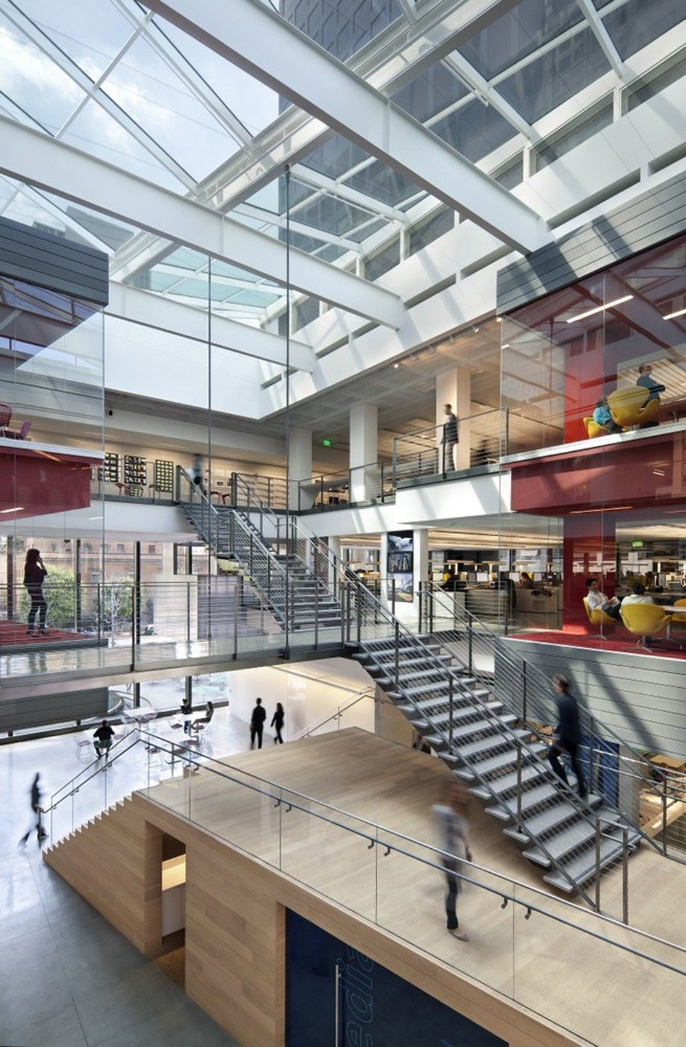 Gensler Los Angeles Gensler Interior Design Commercial Interiors Pinterest