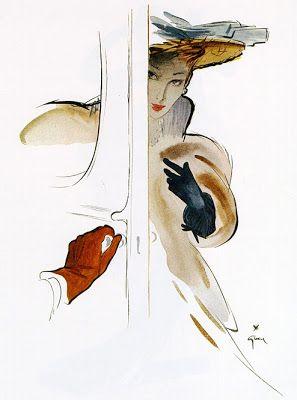 Fred Greenhill fashion illustrations - Pesquisa Google