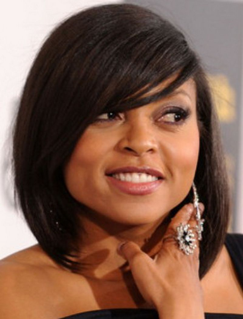 Bob Haircuts For Black Women Bob Medium Hairstyles For Black Women