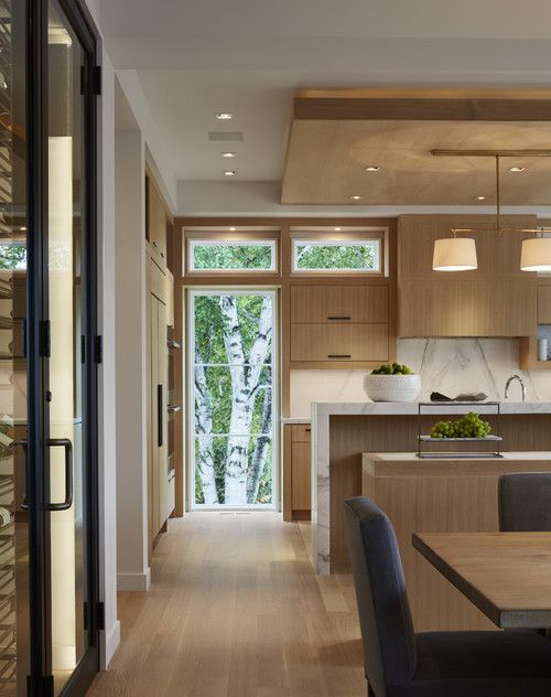 Modern Organic Home By John Kraemer Sons In Minneapolis Usa: Wayzata Modern Residence, MN. Charlie & Co. Design. John Kraemer & Sons. Martha O'Hara Interiors