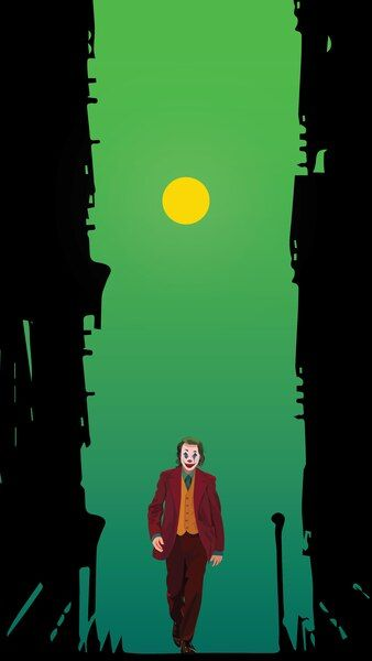 Joker Movie 2019 Art 4k Hd Mobile Smartphone And Pc