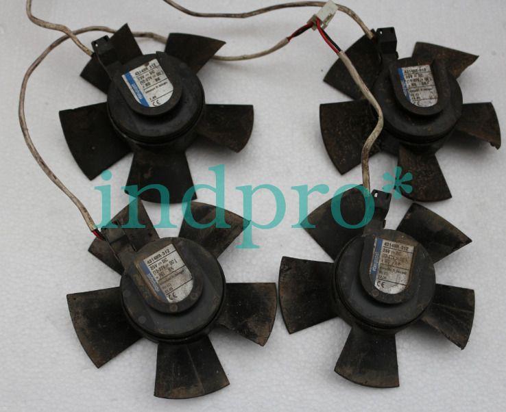 eBay #Sponsored Used 4314HR-312 4314R-353 Inverter cooling fan