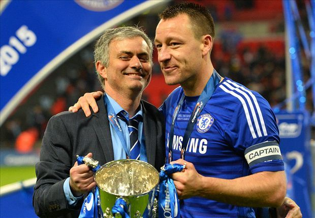 Terry guaranteed to be a Chelsea player next season - Mourinho