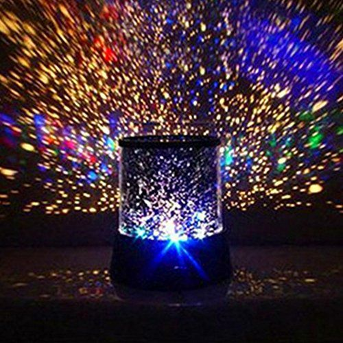 Romantic Astro Cosmos Universe Outer Space Night Light St...