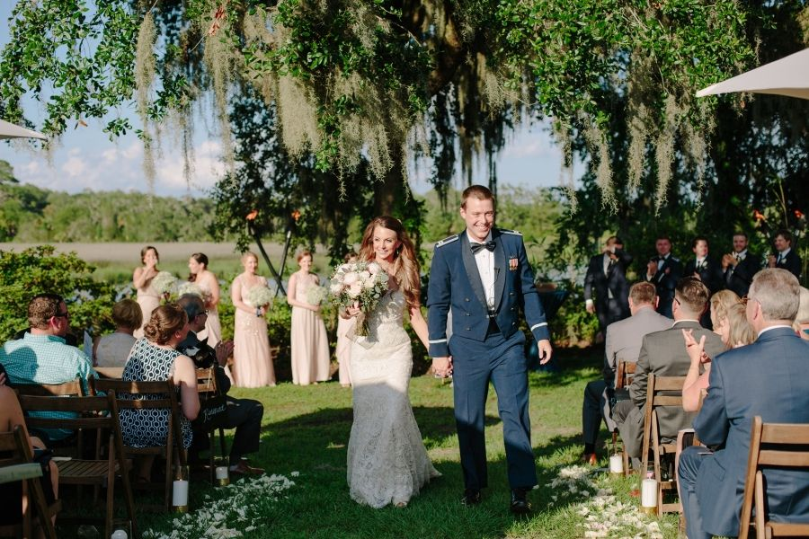 Lisa & Stephen { Carriage House Wedding } Plantation