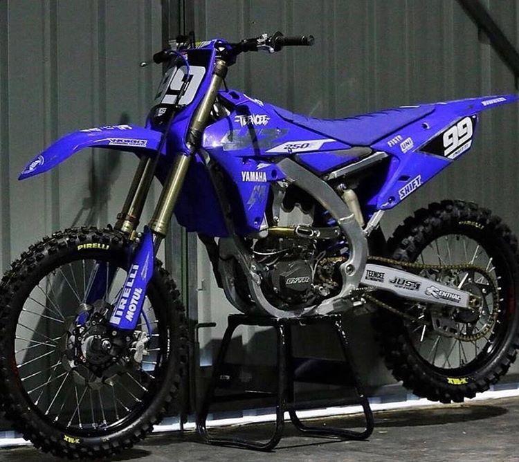 Blue Crew Johnprutti99 Dirtbikes Motocross Dirt Bikes