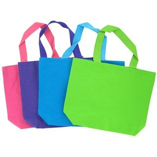 5 59 Set Of 4 Hobby Lobby Accessorize Your Style With This Bright Tote Bag It Is The Perfect For Every Outfit And Occasion